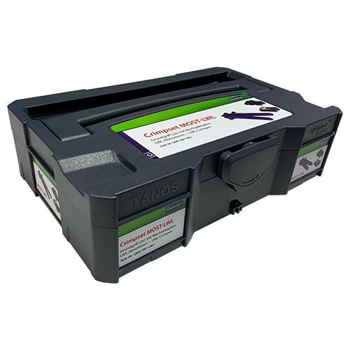 Mini-Systainer I: Werkzeug • Lichtwellenleiter