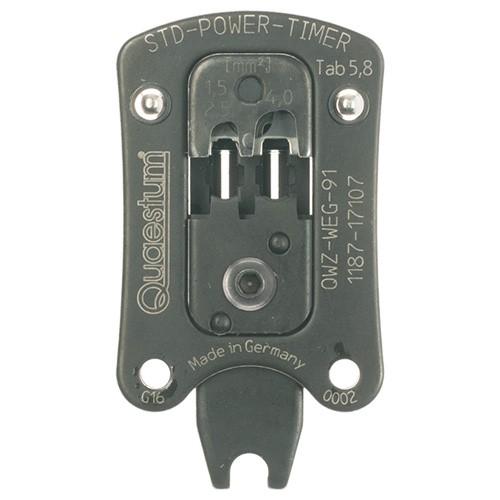 Wechselkopf Standard Power Timer: Crimpen